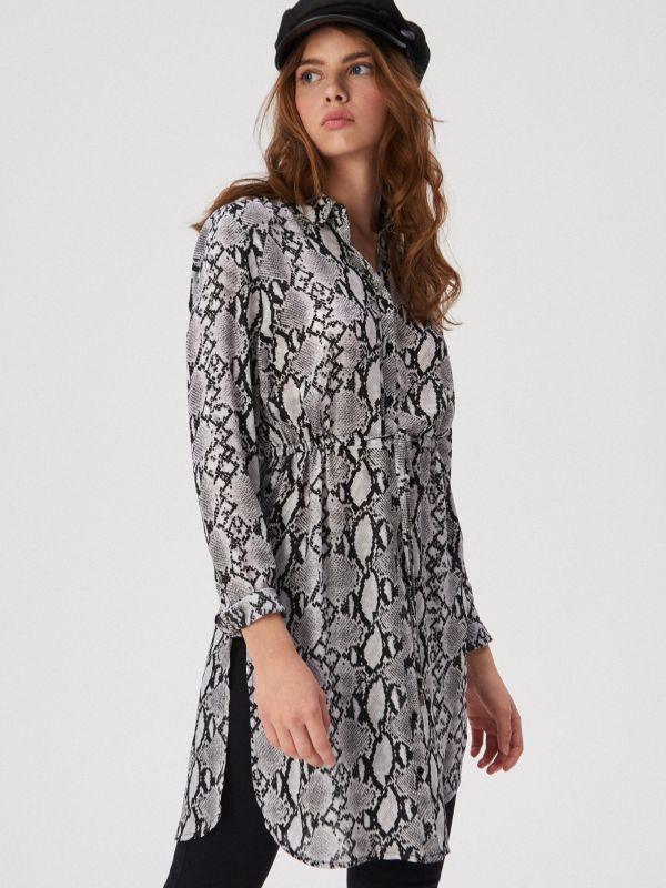 de0fca949a04 Женские рубашки Sinsay — классика и современность